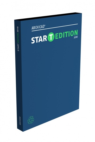 ARCHICAD STAR(T) EDITION 2018